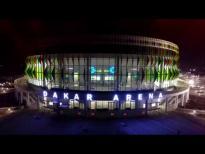 Embedded thumbnail for Dakar arena
